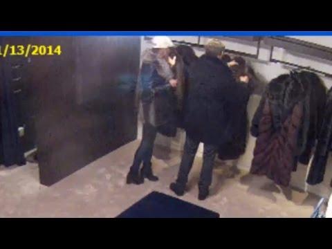 Fur Coat Bandits Shoplift $180K Sable