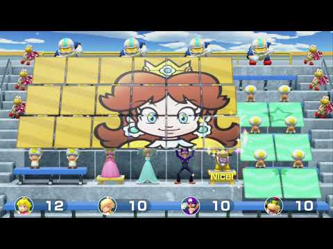 Super Mario Party // Pep Rally (Perfect Score | Normal)