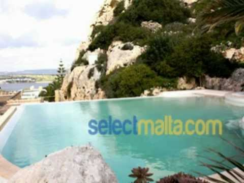 Holiday villas in Mellieha, Malta