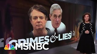 Is Paul Manafort Banking On A Presidential Pardon After Lying To Mueller? | Velshi & Ruhle | MSNBC