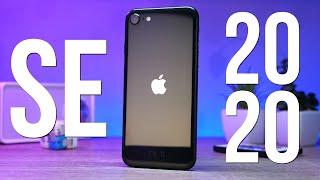 Обзор iPhone SE второго поколения (2020): самый маленький смартфон Apple