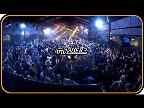 DJ Sly ft. MC Unknown Live at Univerz Festival - Invaderz Stage