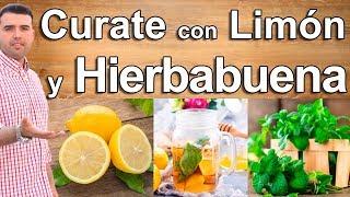HIERBABUENA CON LIMON - Para Qué Sirve, Beneficios del Té o Infusión de Hierbabuena con Limon YouTube Videos
