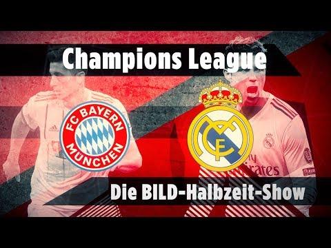 FC Bayern vs. Real Madrid: Die BILD-Halbzeitshow zur Champions League - 25.04.17
