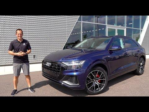 Is the new 2019 Audi Q8 a VALUE priced Lamborghini Urus?