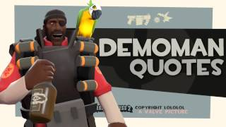 TF2: Demoman quotes [2013 download link]