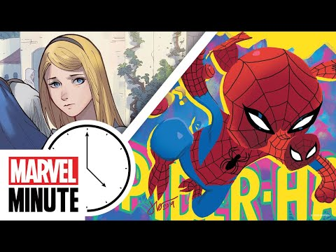 Spider-Ham Saves the Day and Legion Returns! | Marvel Minute