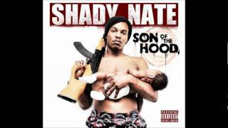 Shady Nate - Traphouse ft. Mayback & Bandaide of the Hoodstarz