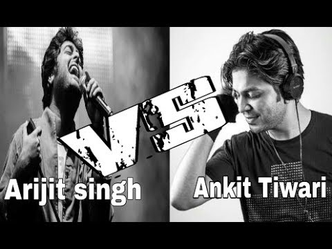 Arijit Singh Vs Ankit Tiwari OMG What A Performance ― latest live in concer