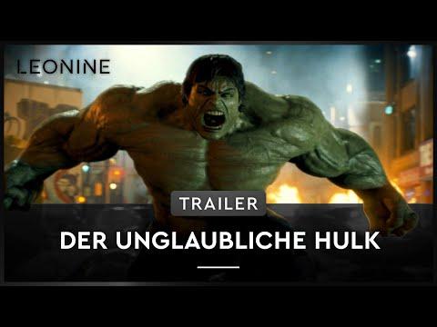 DER UNGLAUBLICHE HULK | Trailer | Deutsch