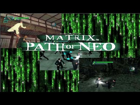 The Matrix Path Of Neo Full Game PC For FREE