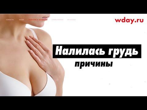 Может ли болеть грудь из за гормонального сбоя