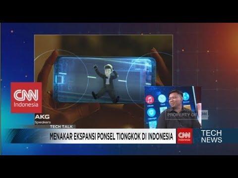 """Dialog Hangat Mouldie """"Sobat HAPE"""" & Ridwan Hanif tentang Ponsel Tiongkok di Indonesia"""