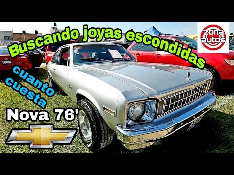 Chevy Nova Un Clásico De Mexico AUTOS USADOS EN VENTA ✅✅ Chevrolet Muscle Car No Es Mexicanicos