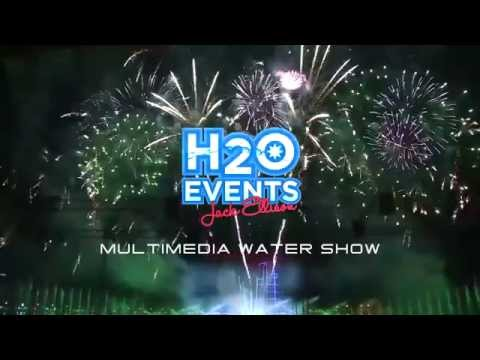 H2O  Dubai  Multimedia show