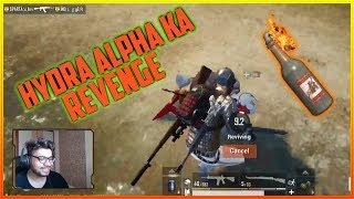 ITS TIME FOR REVENGE || H¥DRA | Alpha SUPER FUNNY FACE REACTIONS || PUBG MOBILE HIGHLIGHTS!