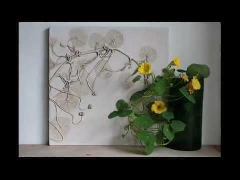 БУКЕТ ЦВЕТОВ из ГИПСА.Коллекция плитки Bouquets of flowers from GIPSA.Kollektsiya tiles