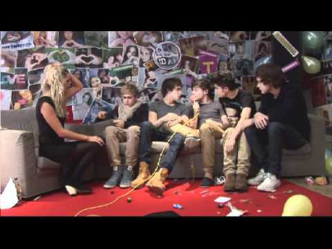 One Direction - Up All Night Listening Party (Part 3)