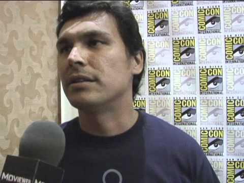 Cowboys and Aliens - Comic-Con 2010 Exclusive: Adam Beach