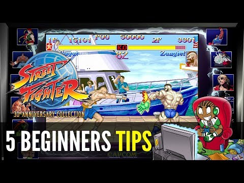 Street Fighter 30th Anniversary Collection Tips And Tricks For Beginners & Noobs