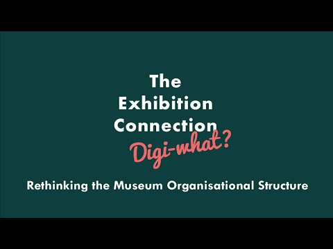 Rethinking the Museum Organisational Structure
