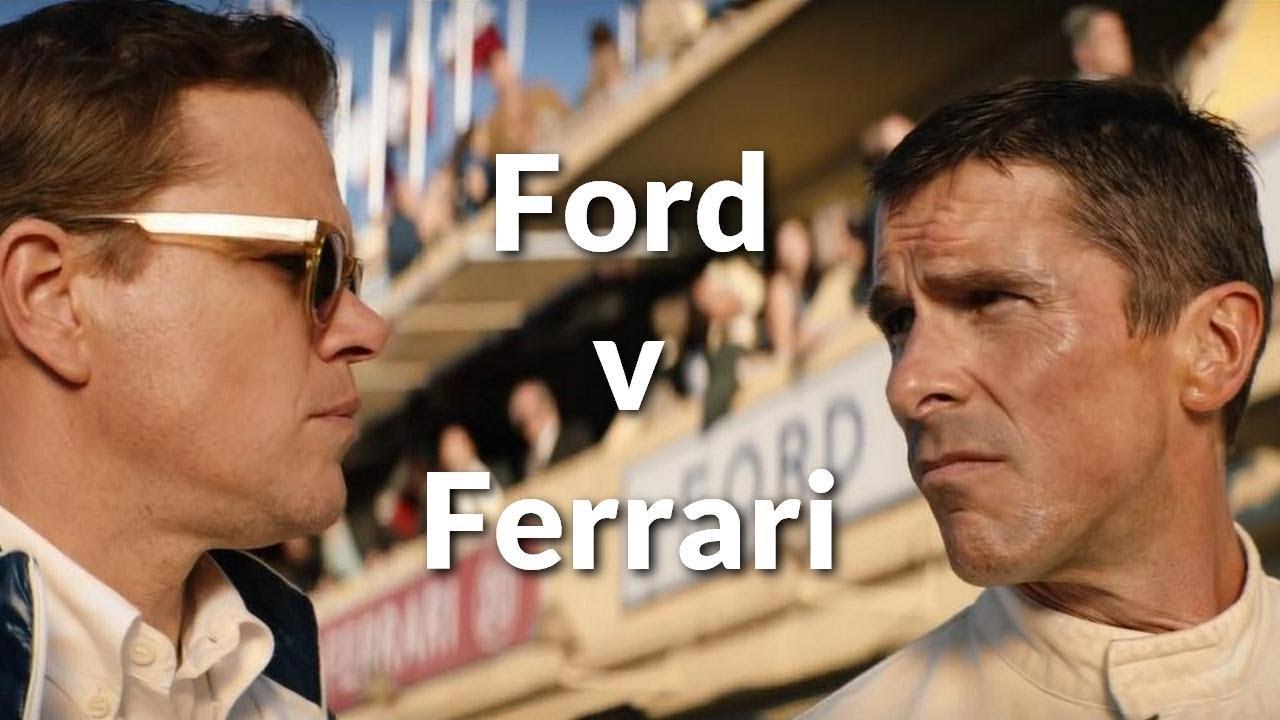 Ford V Ferrari Soundtrack Tracklist Ost Ford V Ferrari 2019