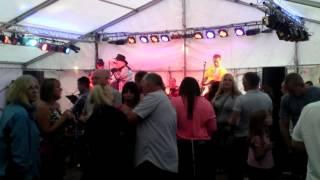 Super Seventies - Robin Hood Beer Festival 28/06/14 - Ziggy Stardust