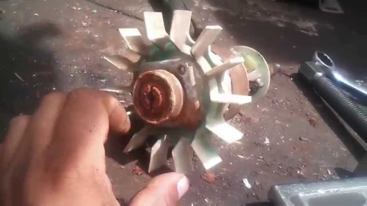 Reparacion bomba agua motor siemens youtube for Bomba de agua siemens