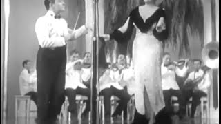 George Raft's side dance in Every Night at Eight (1935)