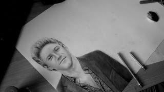 Drawing of One Direction (Laura Kordikova)