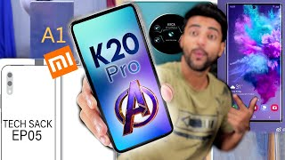 Redmi K20 pro Avengers Edition OMG 🔥 !! Samsung Note 10 Launch Date,Honor 9x etc. Tech Sack Ep05 05