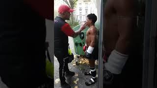 Conoce El Joven Dominicano Que Es Toda Una Sensación En el Kickboxing  Jursly Carlos susana