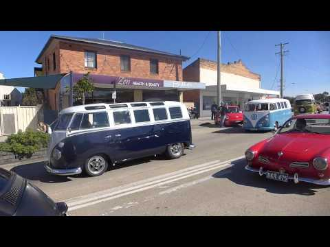 2014 Volkswagen Spectacular at Nambucca Heads