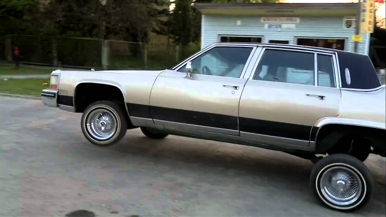 Cadillac Deville Lowrider Youtube