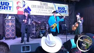 Los Garcia Brothers at The Tejano Conjunto Festival 2019