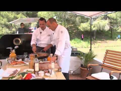 "Cuisine Culture™ Presents Chef ""Daniel Sak"", France"