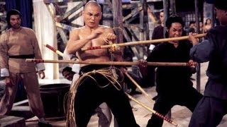 Allan Arkush on THE 36th CHAMBER OF THE SHAOLIN