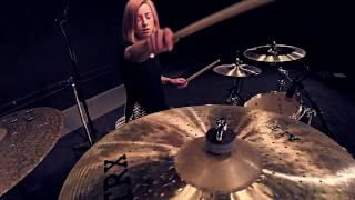Download Video Lindsey Raye Ward - Twenty One Pilots - Ride (Drum Cover) MP3 3GP MP4