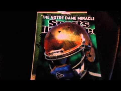 TTM Day - Notre Dame Legend