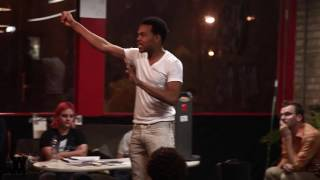 Chance the rapper - before the fame (open mic prom night)