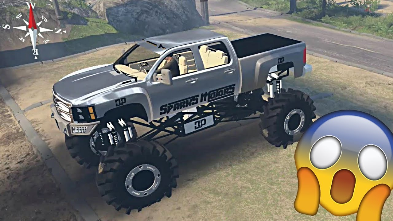 Truck Mud Tires >> Spin Tires | Hercules Mud Truck! Let's go Mudding! - YouTube