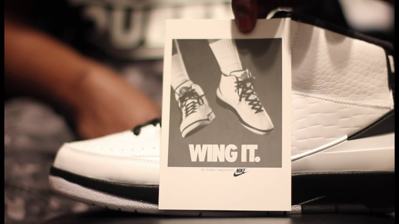 the latest 9501e be44b Air Jordan 2 Wing It Complete Authentic Unboxing Review + On Foot!!!