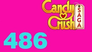 candy crush saga livello level 486