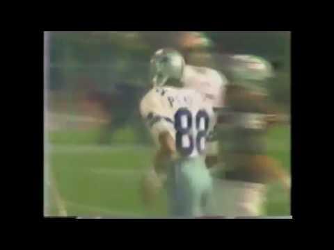 Walt Garrison Fumbles To Drew Pearson For A Cowboys Touchdown versus Raiders 1974