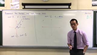 Determining Trigonometric Functions from other Function Values (2 of 3: Further Examples)