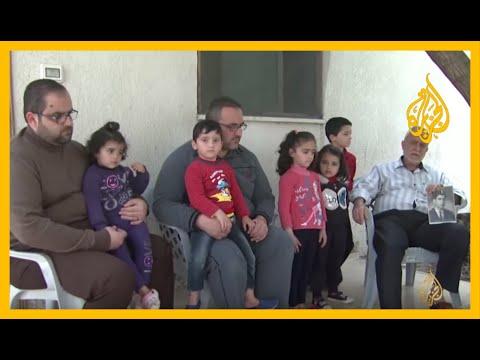 عائلات المعتقلين الفلسطينيين تناشد #السعودية الإفراج عن أبنائها ????  - 21:00-2020 / 3 / 27