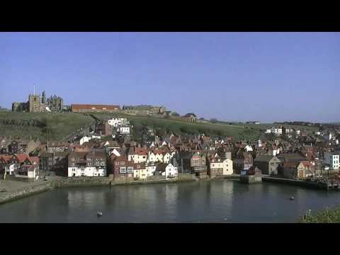 Whitby Guide 2010. HD filmed trip through Whitby