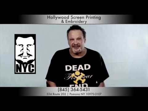 Hollywood Screen Printing & Embroidery Commercial