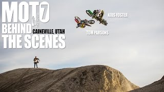 MOTO 7 / Making Of Caineville Utah Segment