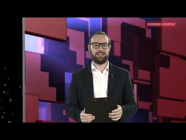 ROSSO CORSE - LA SETTIMANA (06 Aprile 2021)